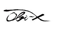 オビックス株式会社 ロゴ